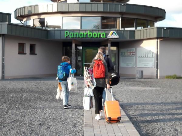 Welkom bij Panarbora