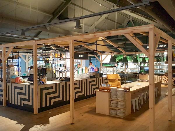 Restaurant bar van Landal Rabbit Hill