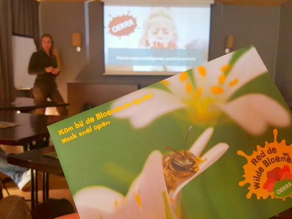 Presentatie van Hanne Tersmette