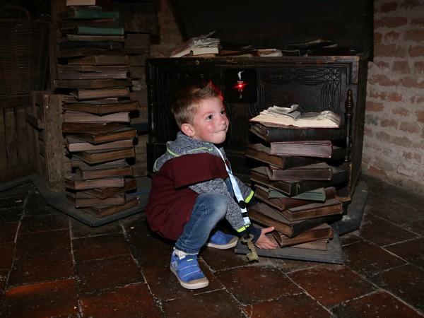 De boeken uit de boekenkist van Hugo de Groot